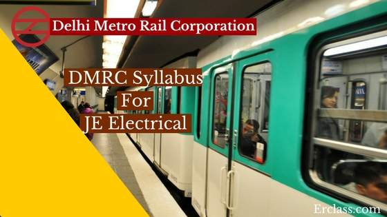 je electrical syllabus for dmrc