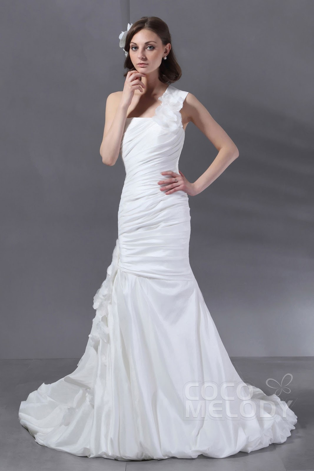 newblog: What sort of wedding dresses fit fat wedding brides