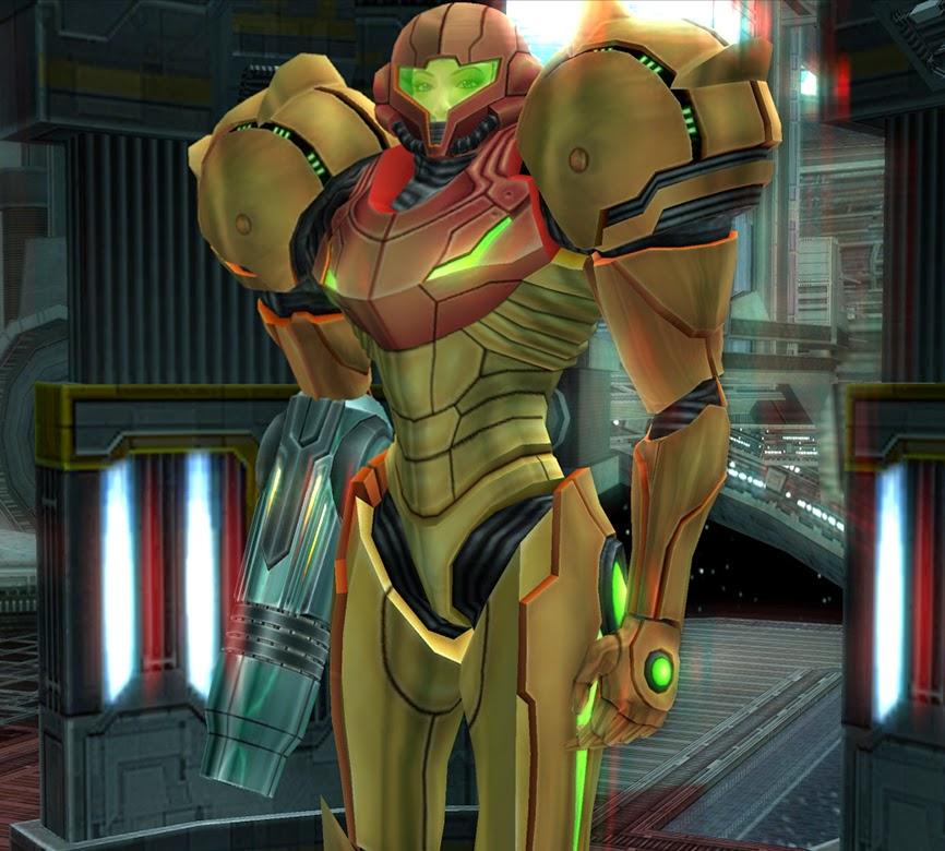 Imagen del juego de Nintento Wii - Metroid Corruption