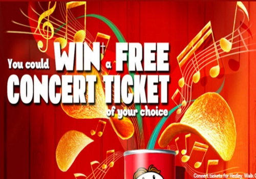 Pringles Win Free Concert Ticket Contest