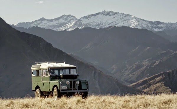 Love From Land Rover New Zealand