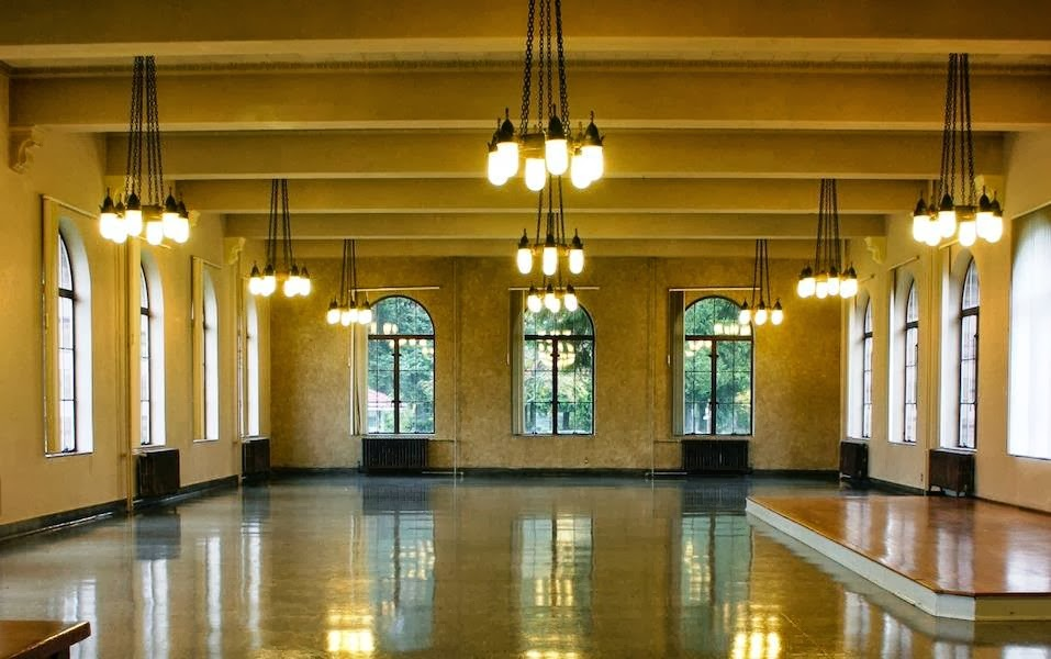 Friends of Saint Edward State Park The Grand Dining Hall