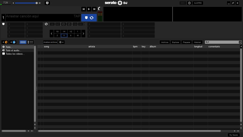 Serato DJ Pro 2.3.3 Build 556