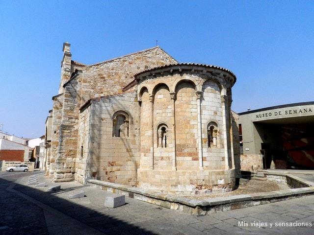 Iglesia de Santa María la Nueva, Zamora, Castilla y León
