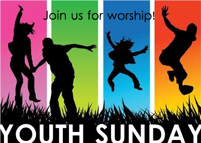 TRUSTWORTHY SAYINGS: Youth Sunday is coming...