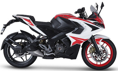 Bajaj Pulsar RS200 Red Racing Edition