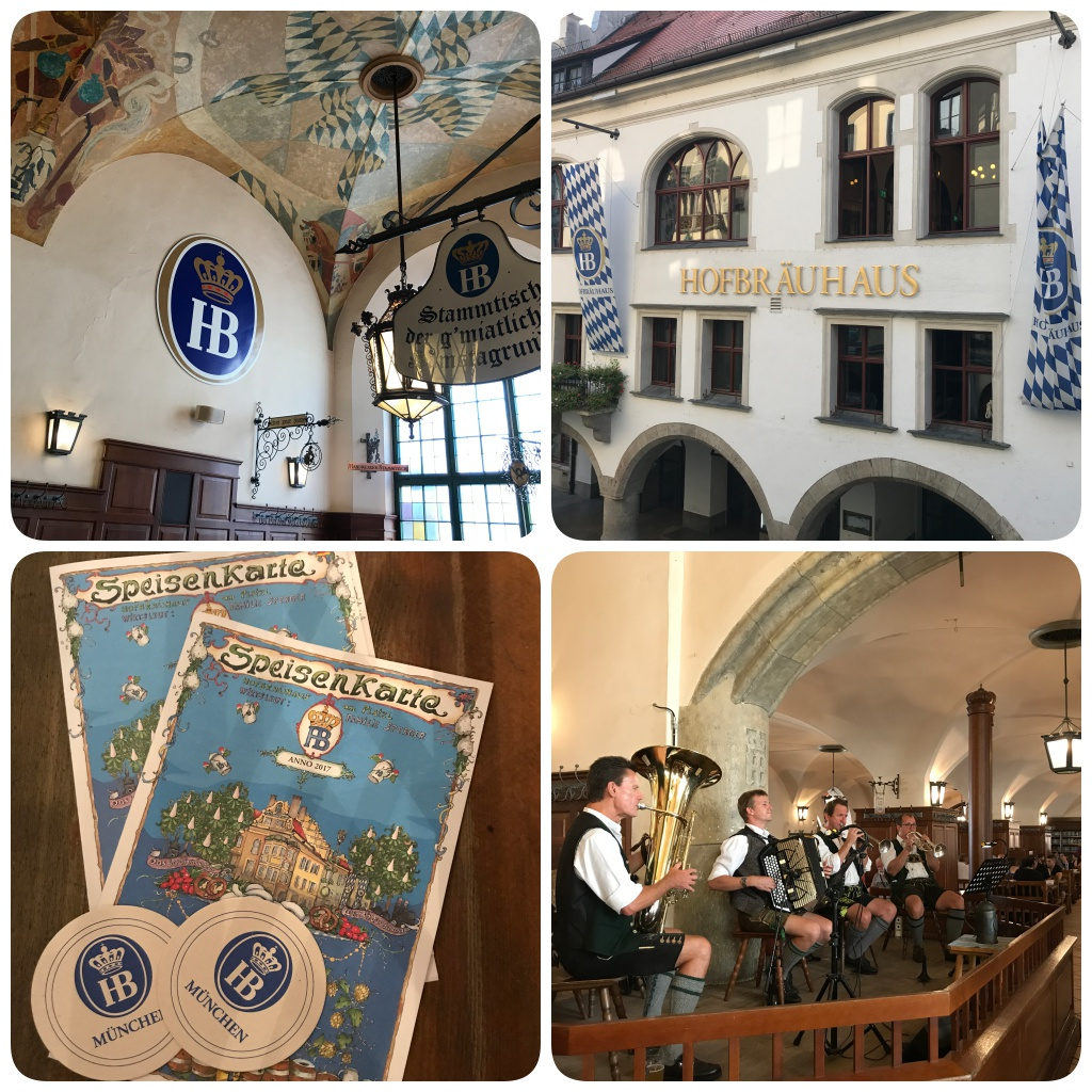 Hofbräuhaus Munique