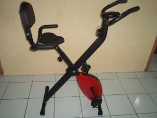sepeda fitness x bike magnetik