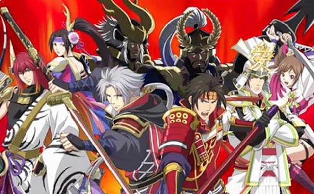 Samurai Warriors (Sengoku Musou) - Top Best War Anime List (From Medieval, Modern to Future War)