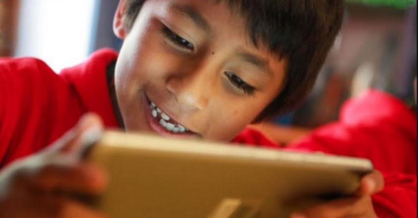 MINEDU: Adquisición de tabletas para estudiantes contará con estrictos protocolos de transparencia - www.minedu.gob.pe