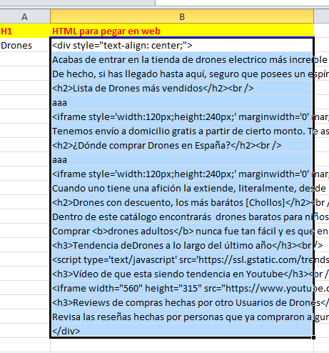 html para tsa blogger