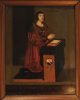 chevalier dauphinois