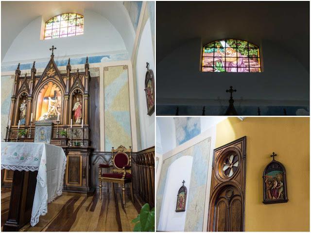 A capela da Santa Casa