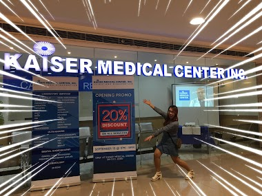 My Experience with Kaiser Medical Center SM City Cebu (Mabolo)