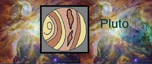 ABC To Drawing: Pluto