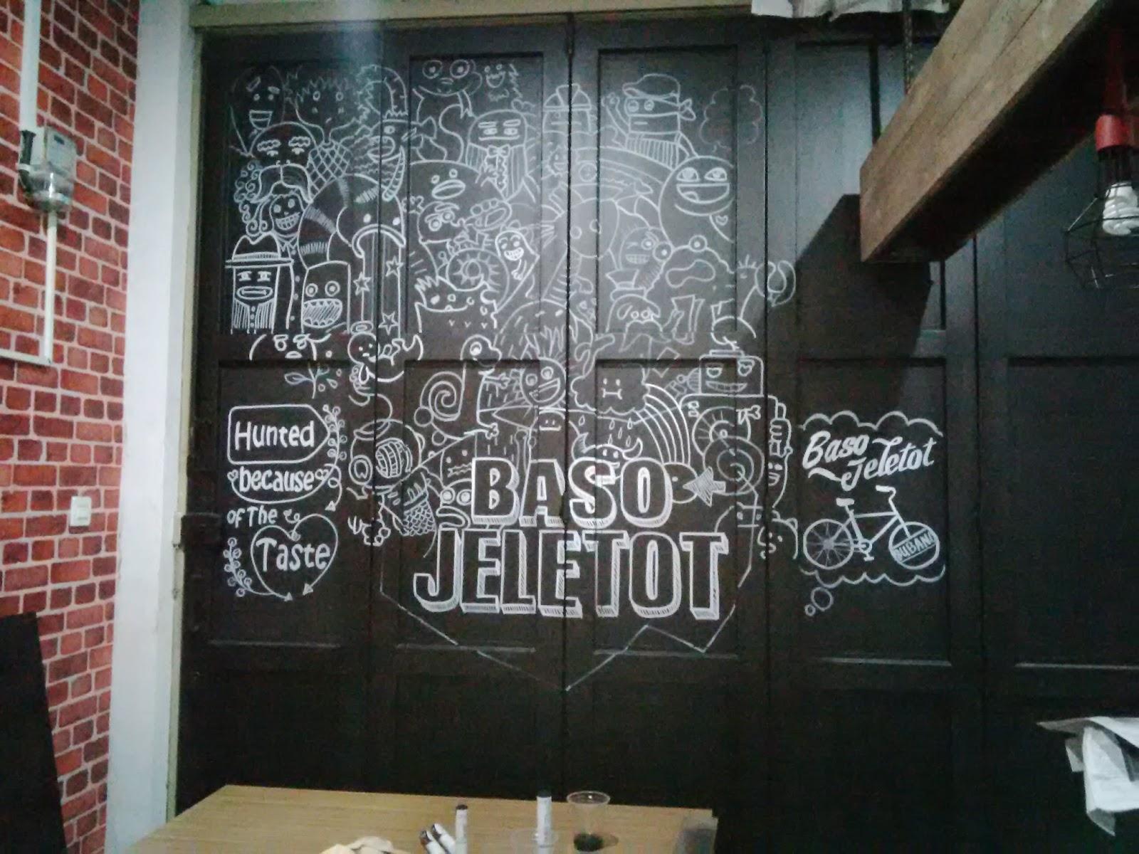 Mural Lukis Dinding Cafe Restoran Rumah Anda Homeisrumahcom