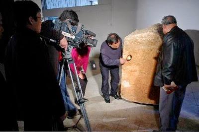 1. Ditemukan Jam Tangan Swiss di Makam Cina Berusia 400 Tahun