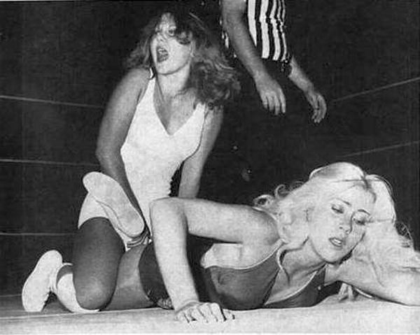 Vintage You Tube Female Wrestling 41