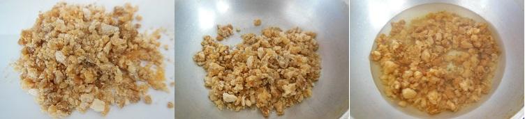 How to make Mango Pachadi - Step 1