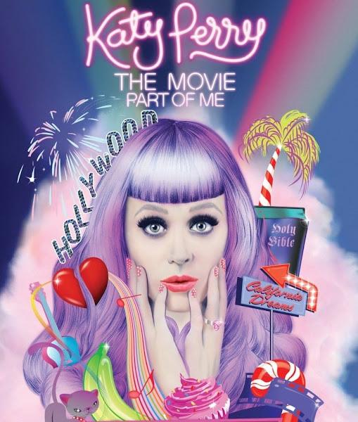 Katy Perry Part of Me DVDRip Español Latino
