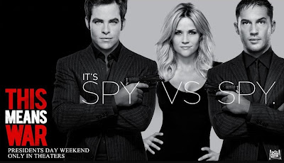 This Means War filmw
