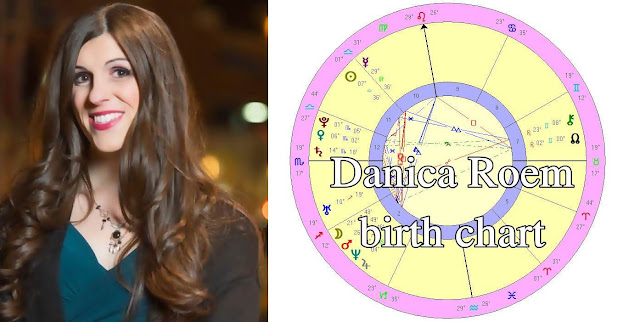 Danica Roem birth chart  personality treats reading