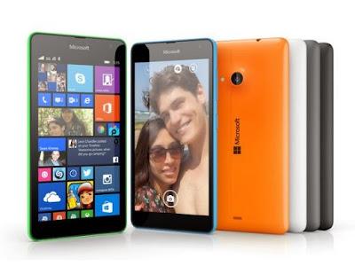Conheça o Lumia 535, 1° smartphone da Microsoft sem a marca Nokia