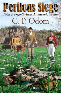 Book Cover: Perilous Siege by C P Odom