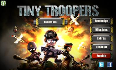 Trik Bermain Tiny Troopers Di Android yang Ampuh