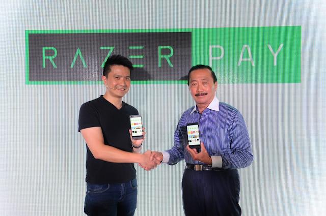 Razer Pay: Min-Liang Tan & Vincent Tan
