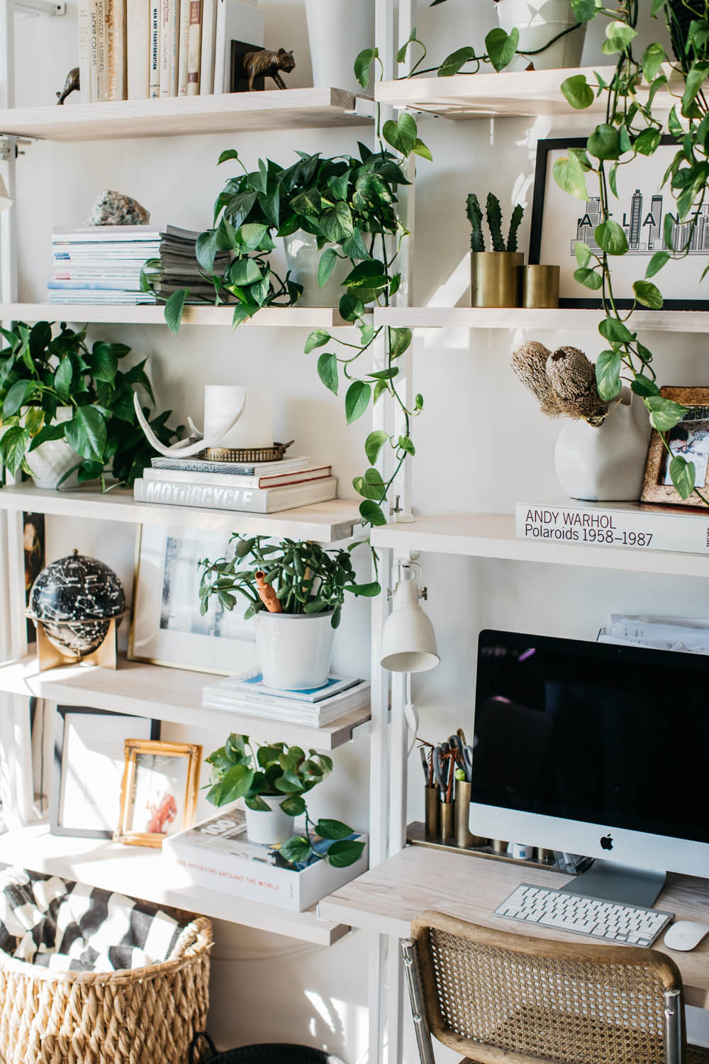 Brittany Shields' Flat in Ponce City Market | Rue