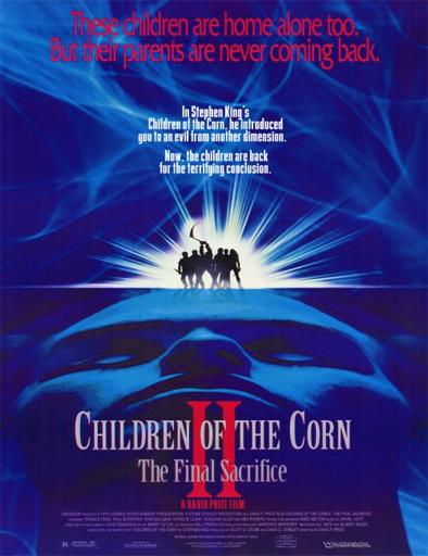 Ver Los chicos del maíz 2: el sacrificio final (1992) Online