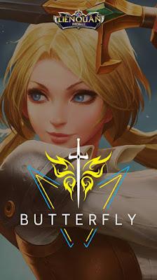 hình nền liên quân butterfly
