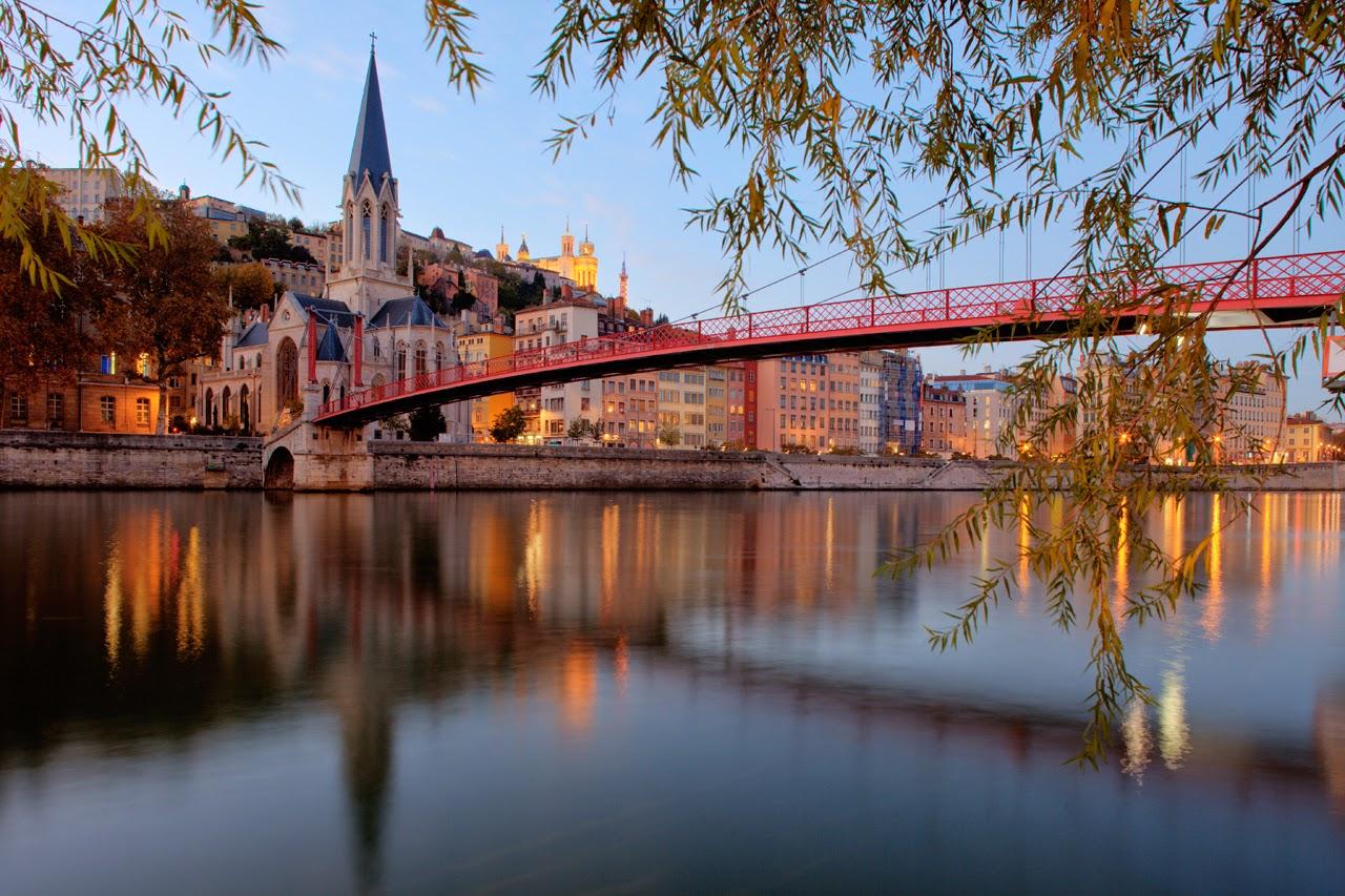 Ponts d Lyon