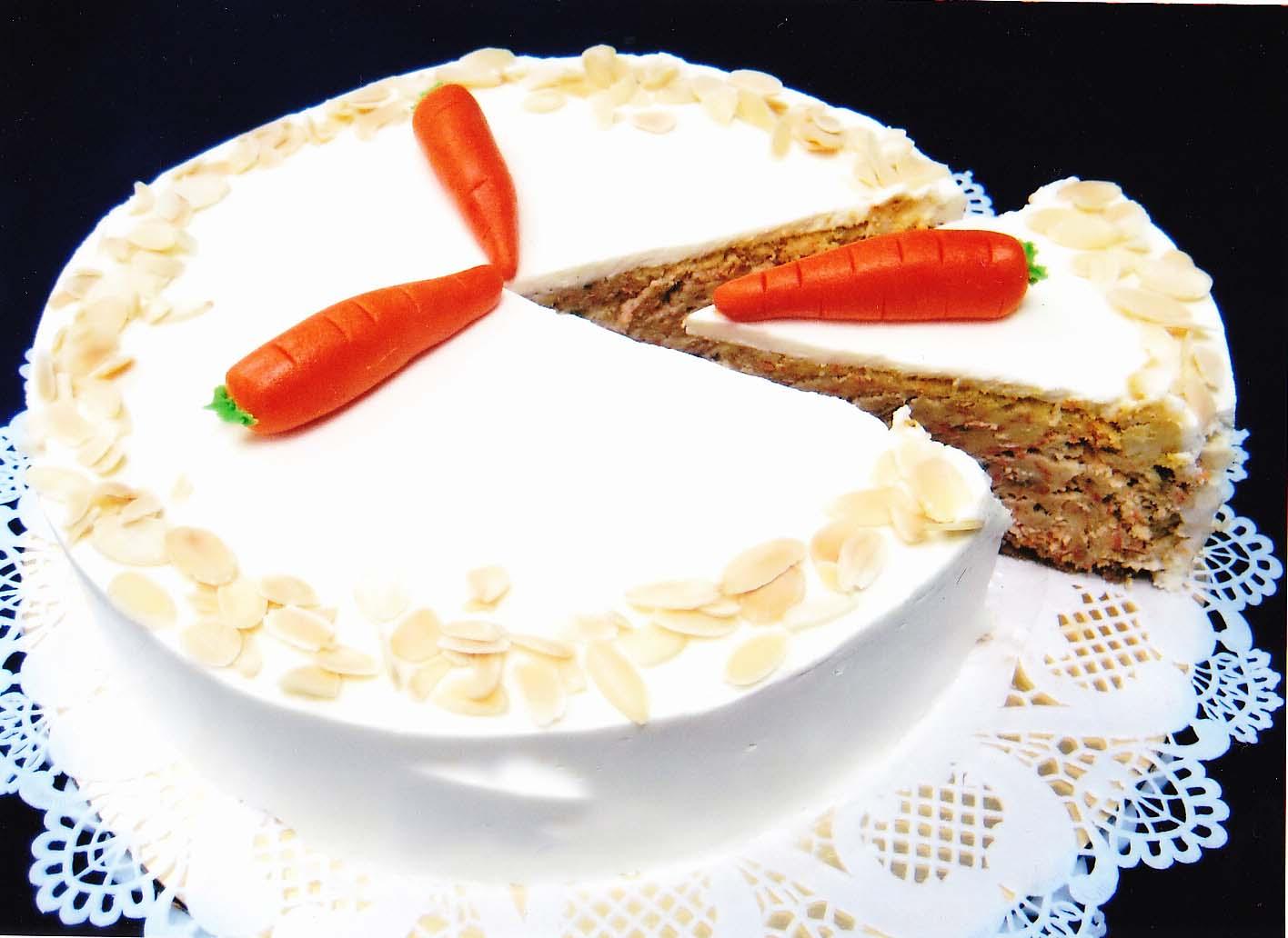 Tier Carrot Cake Recipe