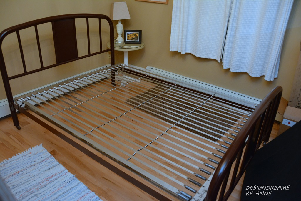 take a look at my antique iron bed - Vintage Iron Bed Frames