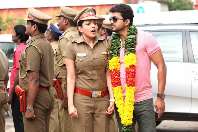 jilla movie kajol agarwal wallpapers