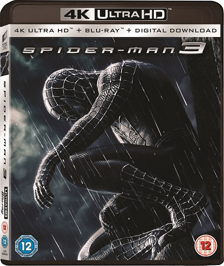 Spider-Man 3 4K (2007) 2160p 4K UltraHD HDR BluRay REMUX 60GB mkv Dual Audio Dolby TrueHD ATMOS 7.1 ch