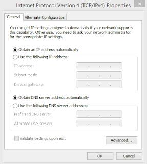 Cara Mengatasi Wifi.id Limited Access Windows 8/8.1 4