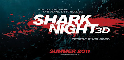Shark Night 3D Cartaz