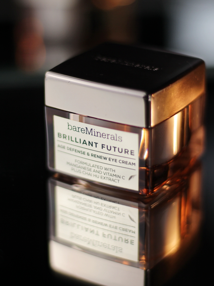 bareMinerals Brilliant Future Age Eye Cream Erfahrungen