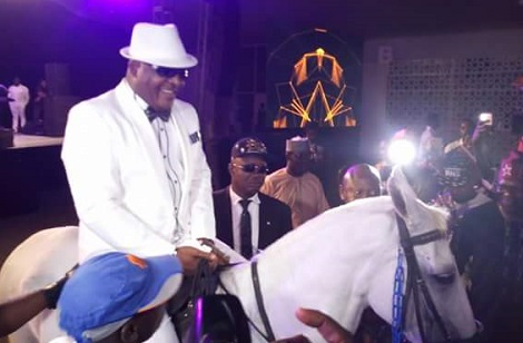 Check out photos from Sir Shina Peters 60th Birthday