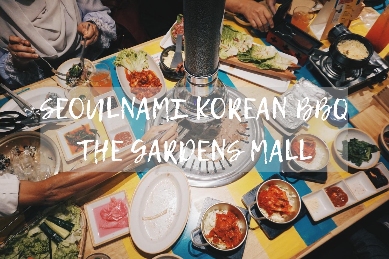 MAKANAN KOREA HALAL