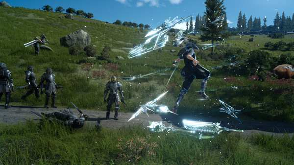 FINAL FANTASY XV crack pc