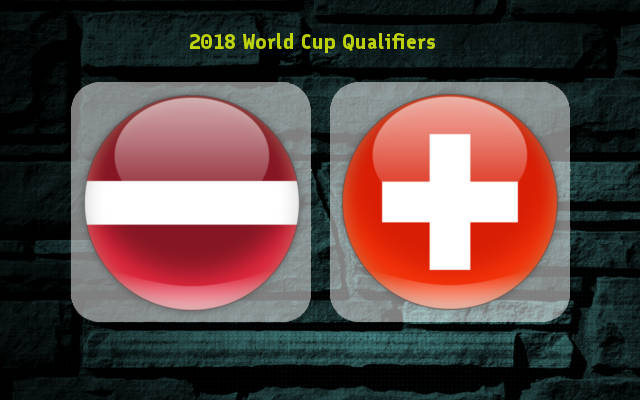 Latvia vs Switzerland Full Match & Highlights 03 September 2017