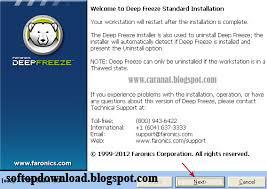 deep freez 2000xp gratuit