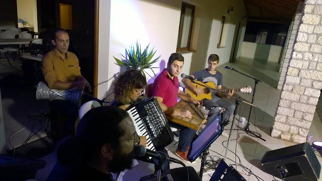 Μουσική εκδήλωση στην Πυργέλα για τις κατασκηνώσεις της Μητροπόλεως Αργολίδας