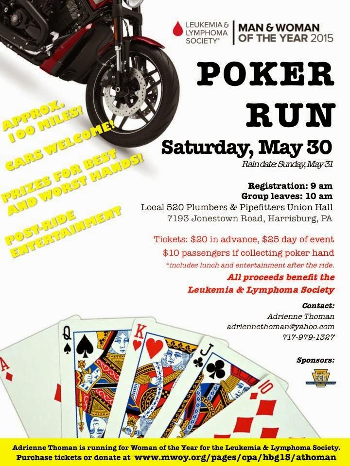 Dorable Poker Run Flyer Template Ornament Resume Ideas Namanasa