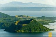 Taal Volcano   Hike