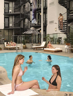 hotels with pools Ann Arbor